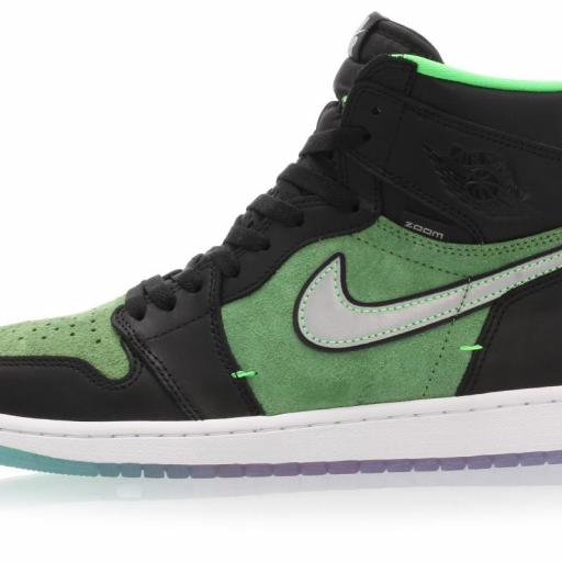 AIR JORDAN 1 HI ZOOM AIR - RAGE GREEN