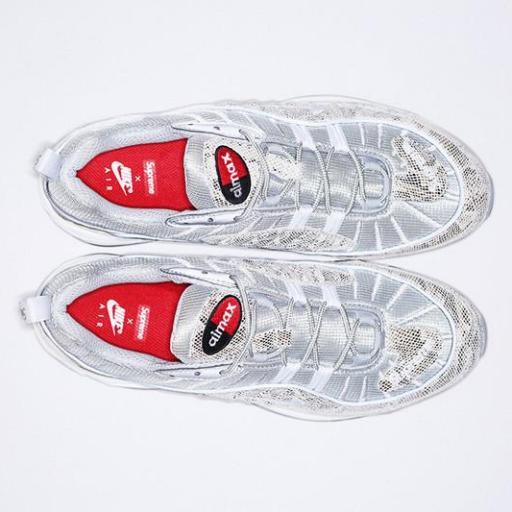 Supreme x Nike Air Max 98 [1]