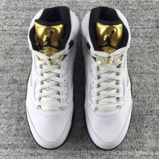 Air Jordan 5 Gold Medal [1]