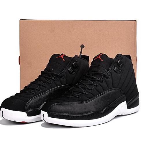 "Air Jordan 12 ""Black Nylon"" [1]"