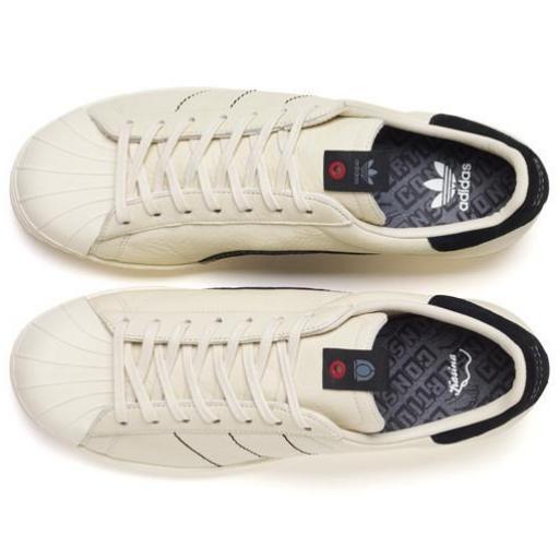 Adidas Consortium X Kasina Superstar 80s Originals [1]