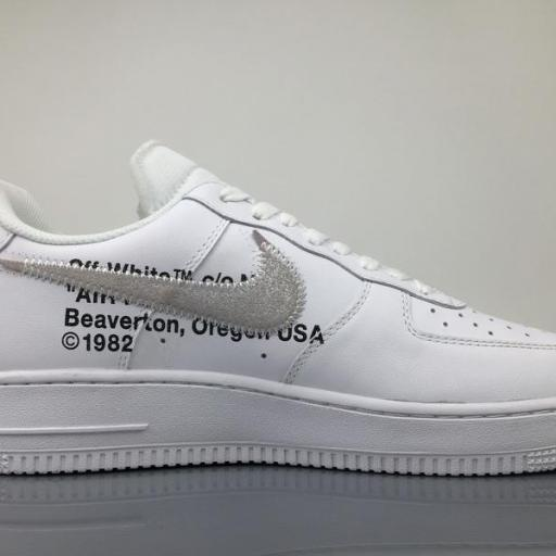 OFF WHITE X NIKE AIR FORCE 1 LOW [1]