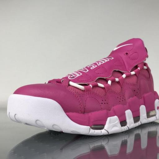 """NIKE AIR MORE MONEY 96 QS """" BREAST CANCER """" MUJER [1]"""