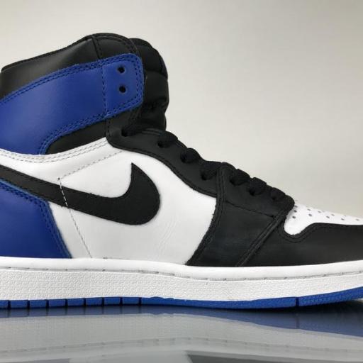 "Fragment Design x Air Jordan 1 Retro High OG""Game Royal"" [2]"