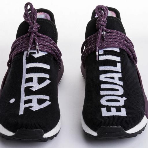 "Pharrell Williams x adidas Originals NMD Hu Trail""Equality"" [1]"