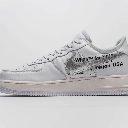 Off White x Nike Air Force 1 '07 [1]
