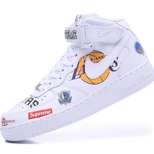Supreme x NBA x Nike Air Force 1 [1]