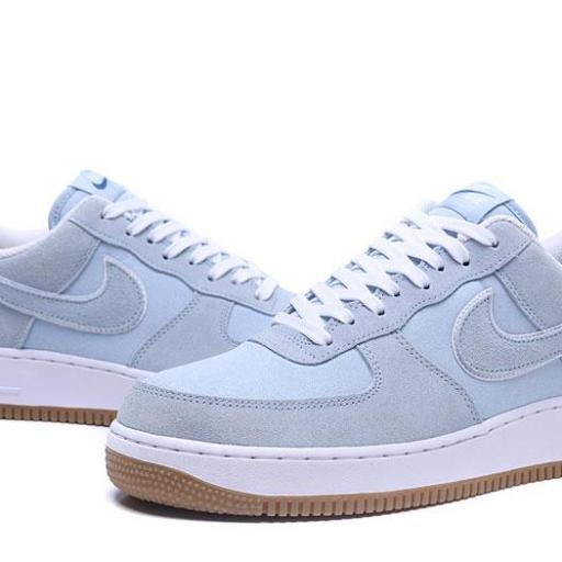 AIR FORCE 1 '07 LT ARMORY BLUE/WHITE [1]