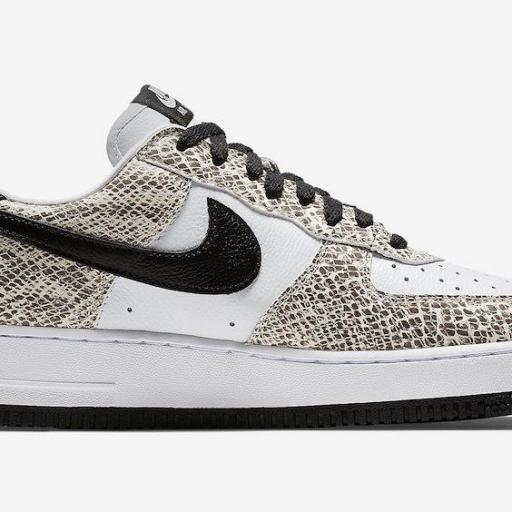 """NIKE AIR FORCE 1 LOW """"COCOA SNAKE""""  [1]"""