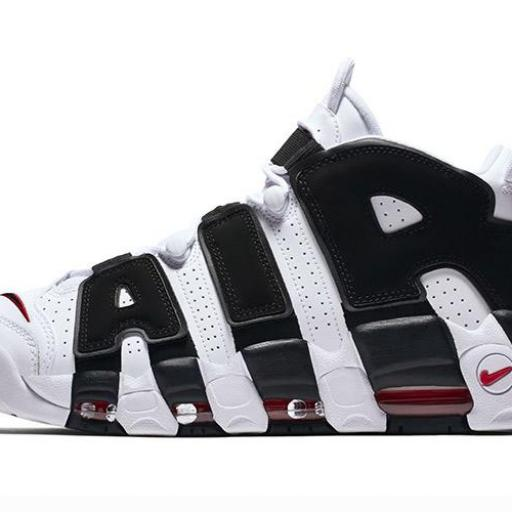 "NIKE AIR MORE UPTEMPO '96 ""IN YOUR FACE"""