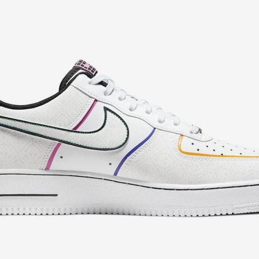 """NIKE AIR FORCE 1 LOW """"DAY OF THE DEAD"""" [1]"""