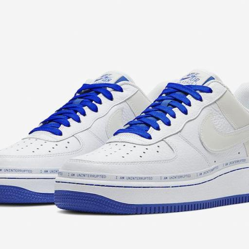 UNINTERRUPTED X NIKE AIR FORCE 1 LOW QS [1]