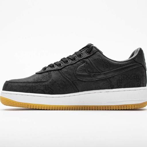 Fragment x CLOT x Nike Air Force 1 [1]