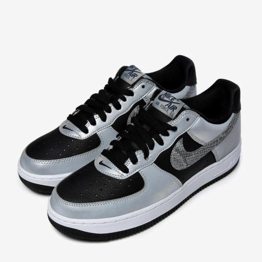 "NIKE AIR FORCE 1 ""SILVER SNAKE"" [1]"