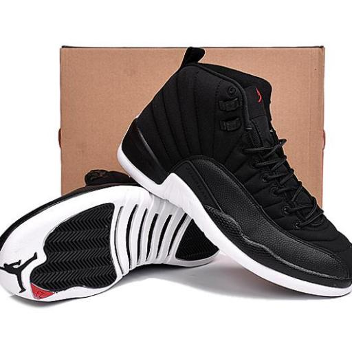"Air Jordan 12 ""Black Nylon"" [2]"