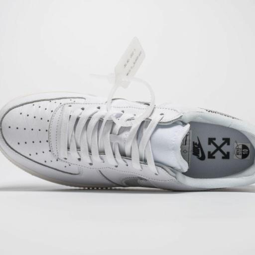 Off White x Nike Air Force 1 '07 [2]