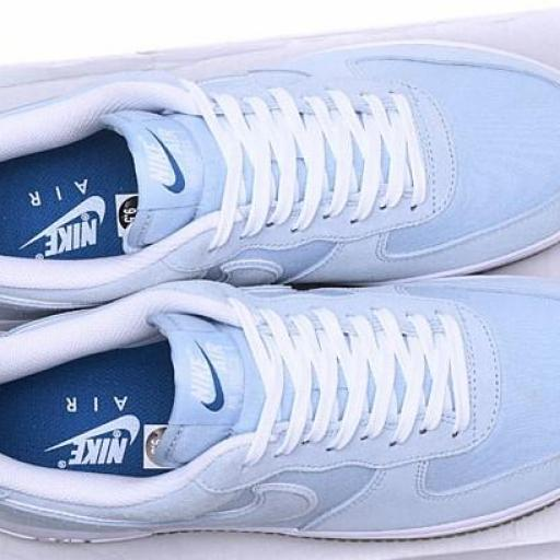 AIR FORCE 1 '07 LT ARMORY BLUE/WHITE [2]