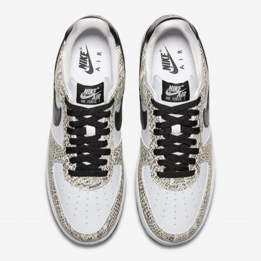"""NIKE AIR FORCE 1 LOW """"COCOA SNAKE""""  [2]"""