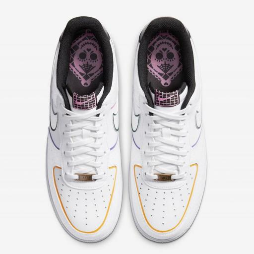 """NIKE AIR FORCE 1 LOW """"DAY OF THE DEAD"""" [2]"""