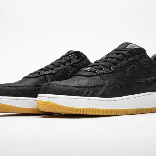 Fragment x CLOT x Nike Air Force 1 [2]
