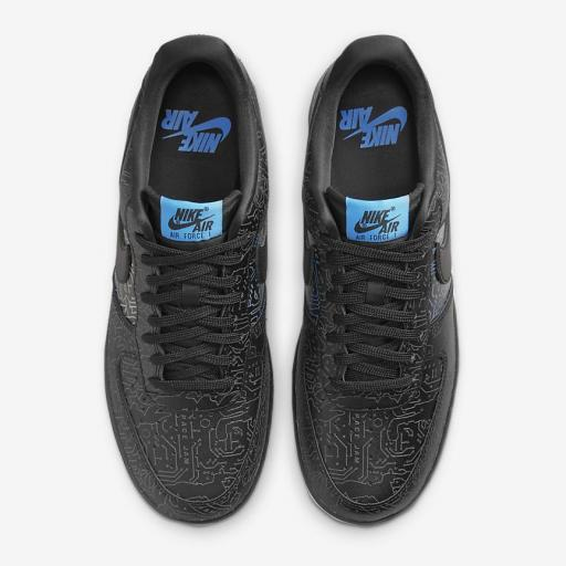 NIKE AIR FORCE 1 '07 X SPACE JAM: COMPUTER CHIP [2]