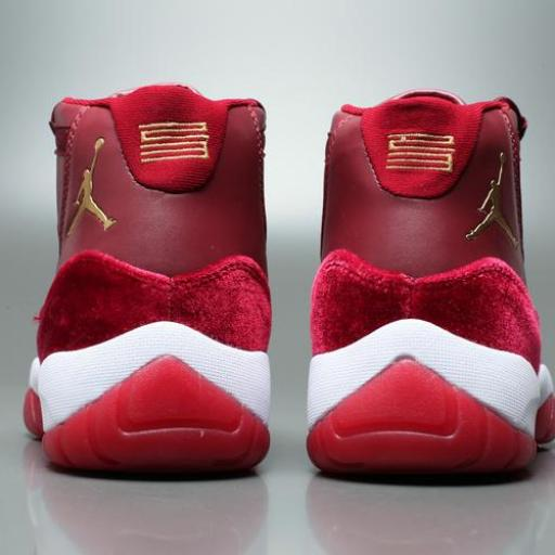 """Air Jordan 11 Velvet """"Heiress"""" [3]"""