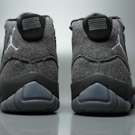 "Air Jordan 11 ""WOOL"" [3]"