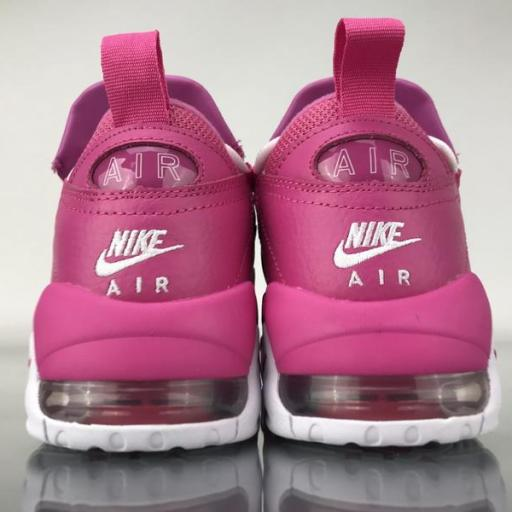 """NIKE AIR MORE MONEY 96 QS """" BREAST CANCER """" MUJER [3]"""