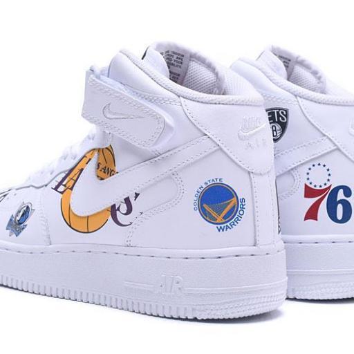 Supreme x NBA x Nike Air Force 1 [3]