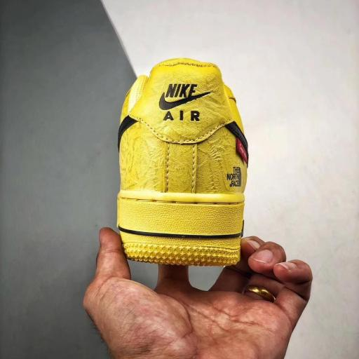 NIKE AIR FORCE 1 X SUPREME X THE NORTH FACE [3]