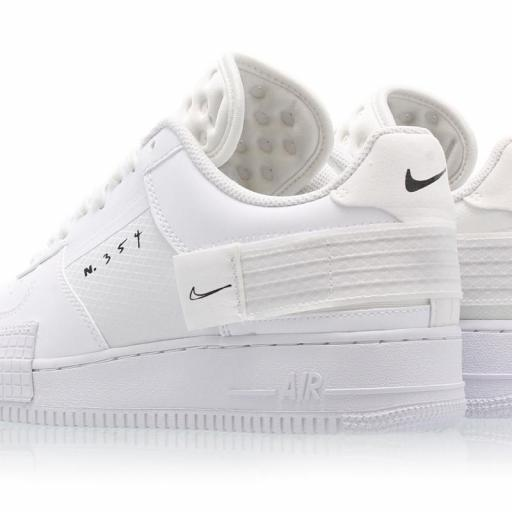 NIKE AIR FORCE 1 TYPE WHITE [3]