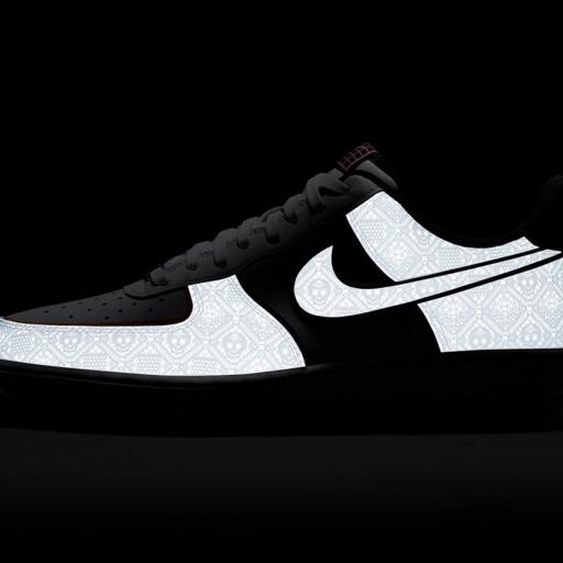 """NIKE AIR FORCE 1 LOW """"DAY OF THE DEAD"""" [3]"""