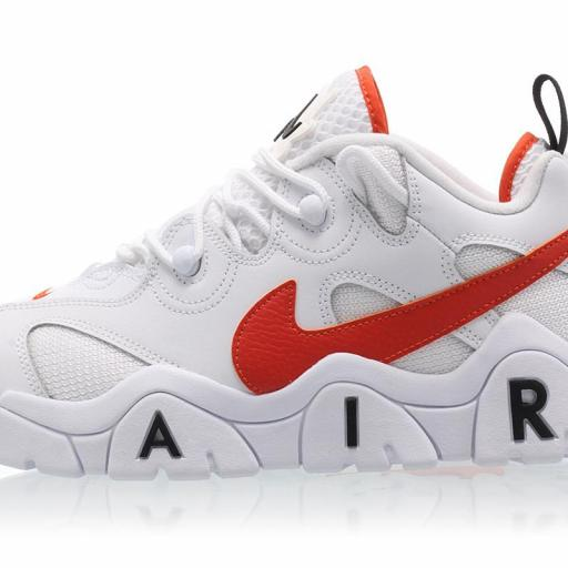 NIKE AIR BARRAGE LOW - RUCKER PARK [0]