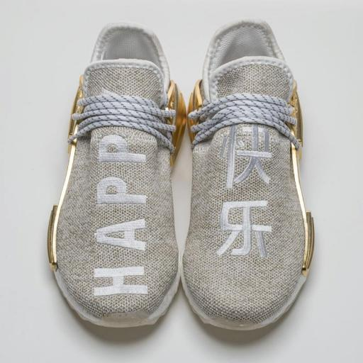 "Pharrell Williams x adidas Originals Hu NMD ""HAPPY"" [2]"