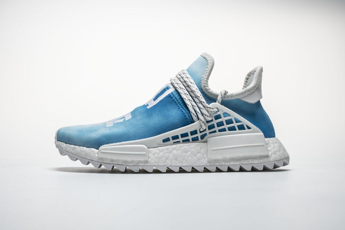 "Pharrell Williams x Adidas Originals Hu NMD ""PEACE"""