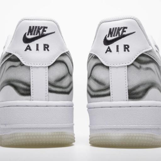 "Nike Air Force 1 Low ""Skeleton"" [3]"