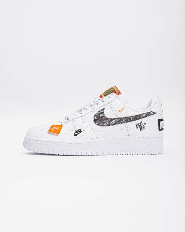 NIKE AIR FORCE 1 '07 PRM JUST DO IT