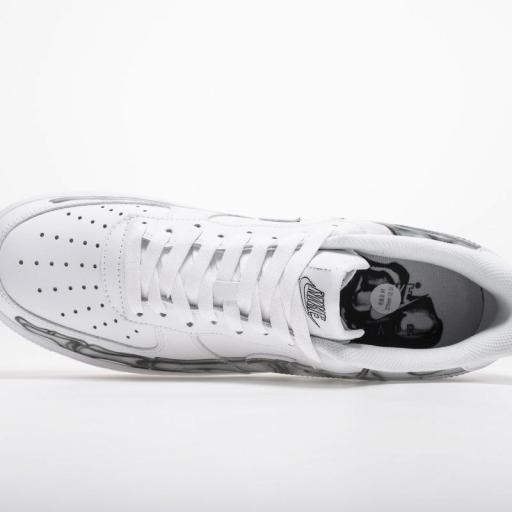 "Nike Air Force 1 Low ""Skeleton"" [2]"
