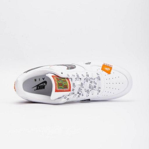 NIKE AIR FORCE 1 '07 PRM JUST DO IT [2]