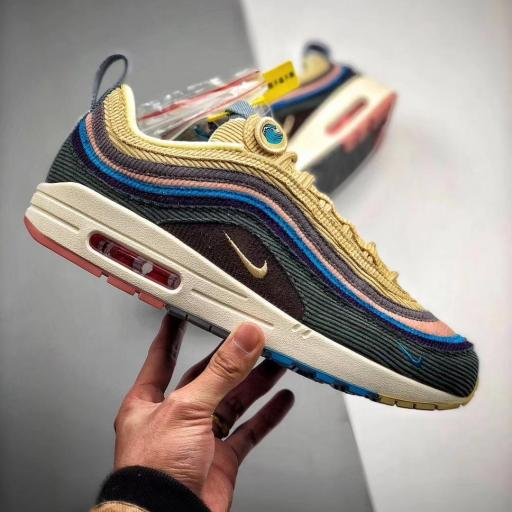 """Nike Air Max 1/97 VF SW """"Sean Wotherspoon"""""""