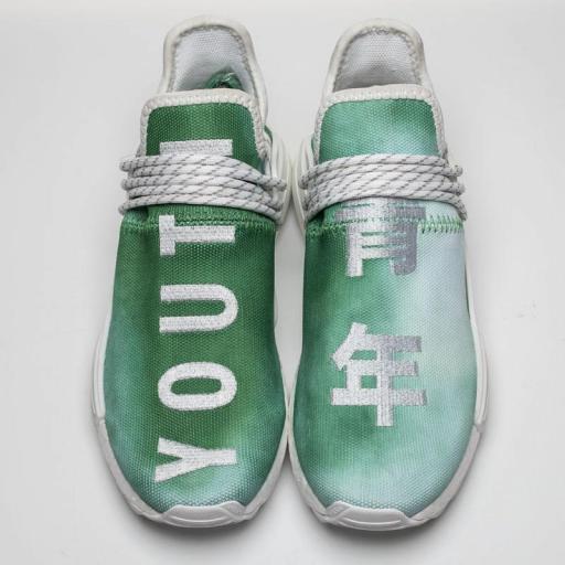 "Pharrell Williams x Adidas Originals Hu NMD ""YOUTH"" [2]"