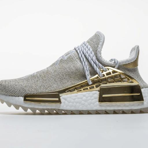 "Pharrell Williams x adidas Originals Hu NMD ""HAPPY"""