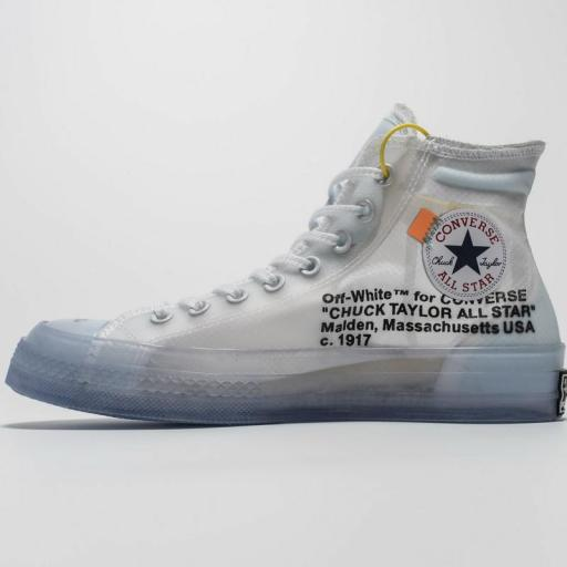 Off White x Converse Chuck Taylor's [1]