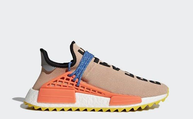Adidas x Pharrell Williams HU NMD_TR