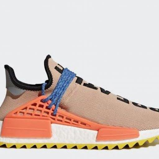 Adidas x Pharrell Williams HU NMD_TR
