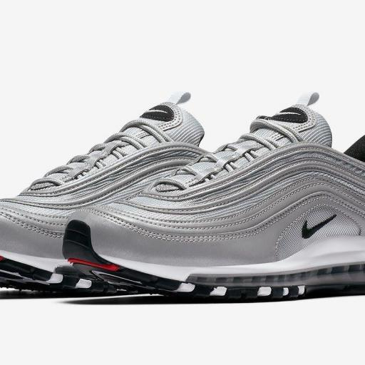 """Nike Air Max 97 """"Reflect Silver""""  [1]"""
