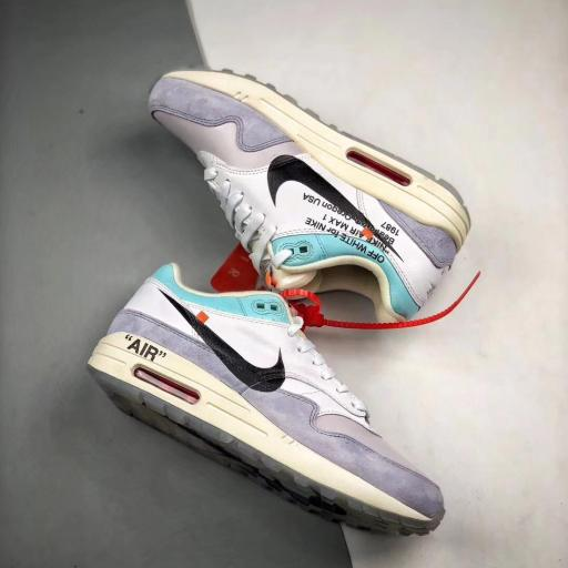 NIKE AIR MAX 1 X OFF-WHITE
