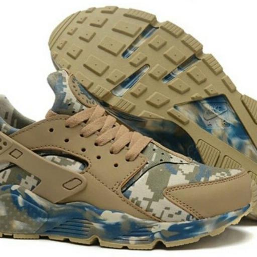 Nike Huarache Camuflaje [0]