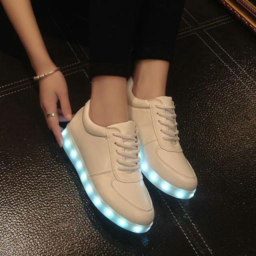 Zapatillas LED [1]