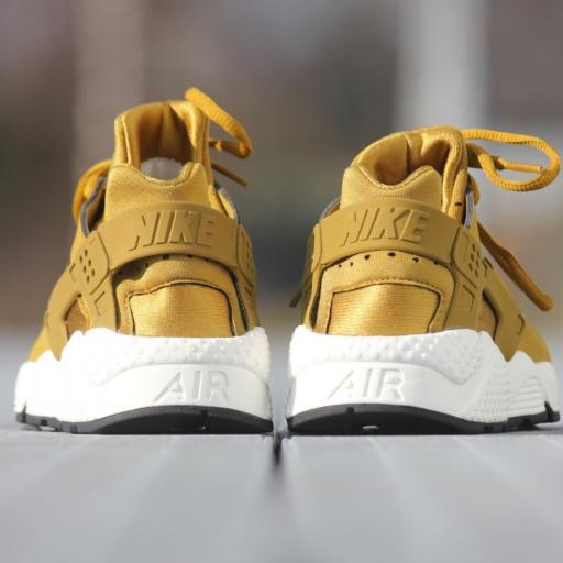 Nike Huarache Gold [2]